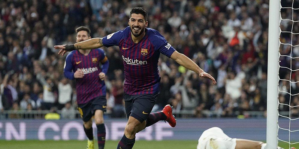 Suarez Ungkap Rahasia Dibalik Kemenangan Barcelona Atas Madrid