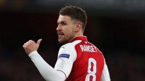 Ramsey Tolak Tawaran Madrid Demi Juventus