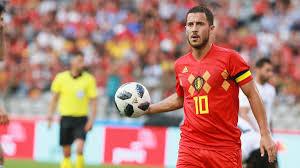 Hazard: Kemenangan Atas Brazil Adalah Kenangan Indah Bersama Belgia