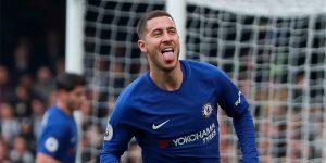 Masa Depan Eden Hazard Di Chelsea Masih Abu-Abu
