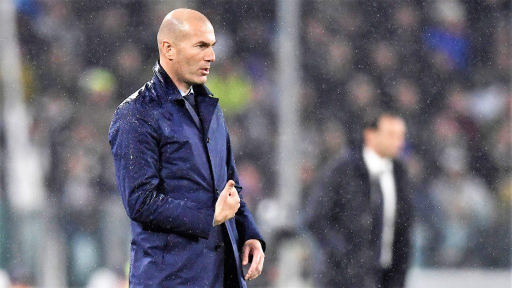 Rumor: Zidane Datang Ke Turin Jadi Kode Bergabung Dengan Juventus ?