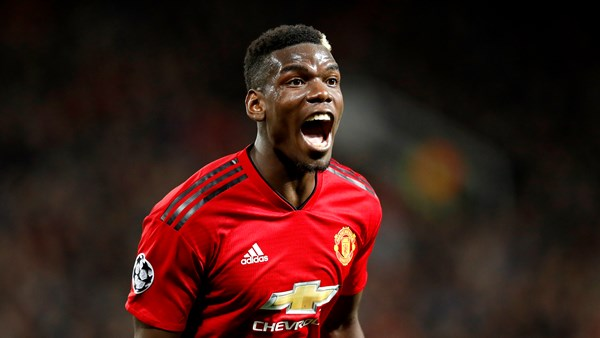 Pogba: Saya Ingin United Finish Di Zona Empat Besar