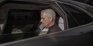 United Raih Hasil Buruk, Jose Mourinho Kena Dempret !