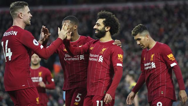 Liverpool Memiliki Tim Yang Termahal Didunia